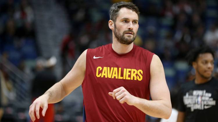 Kevin Love gets engaged to girlfriend Kate Bock | Yardbarker