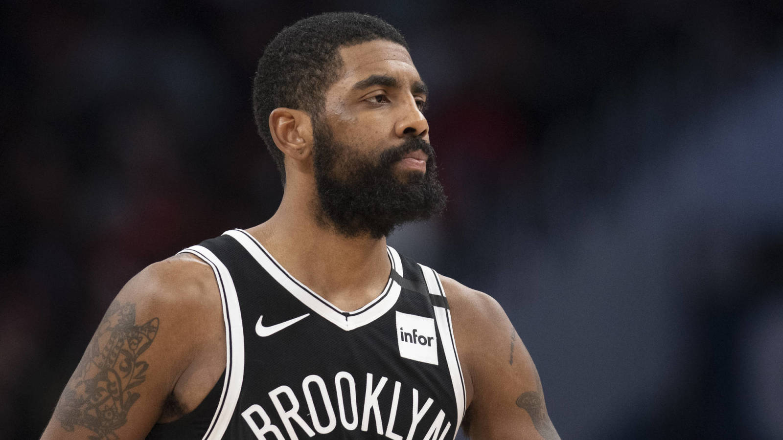 Photo of Report: Kyrie Irving petitioning NBA players to not resume season amid pandemic, racial tensions