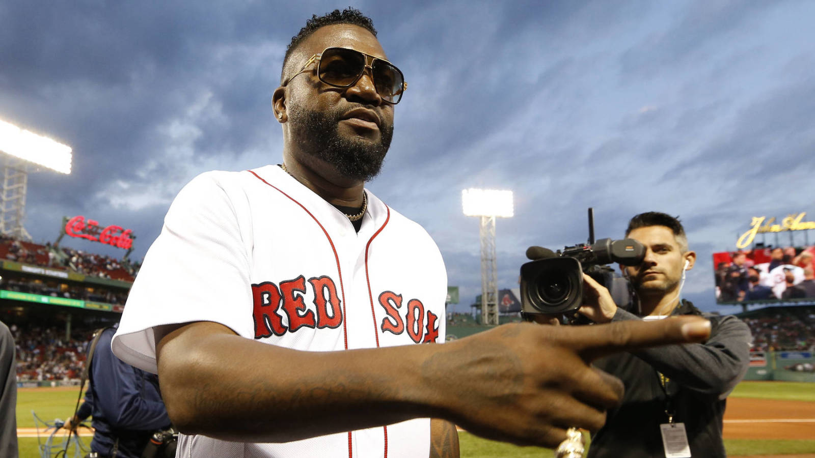 Photo of Restraining order issued against Red Sox legend David Ortiz in Dominican Republic