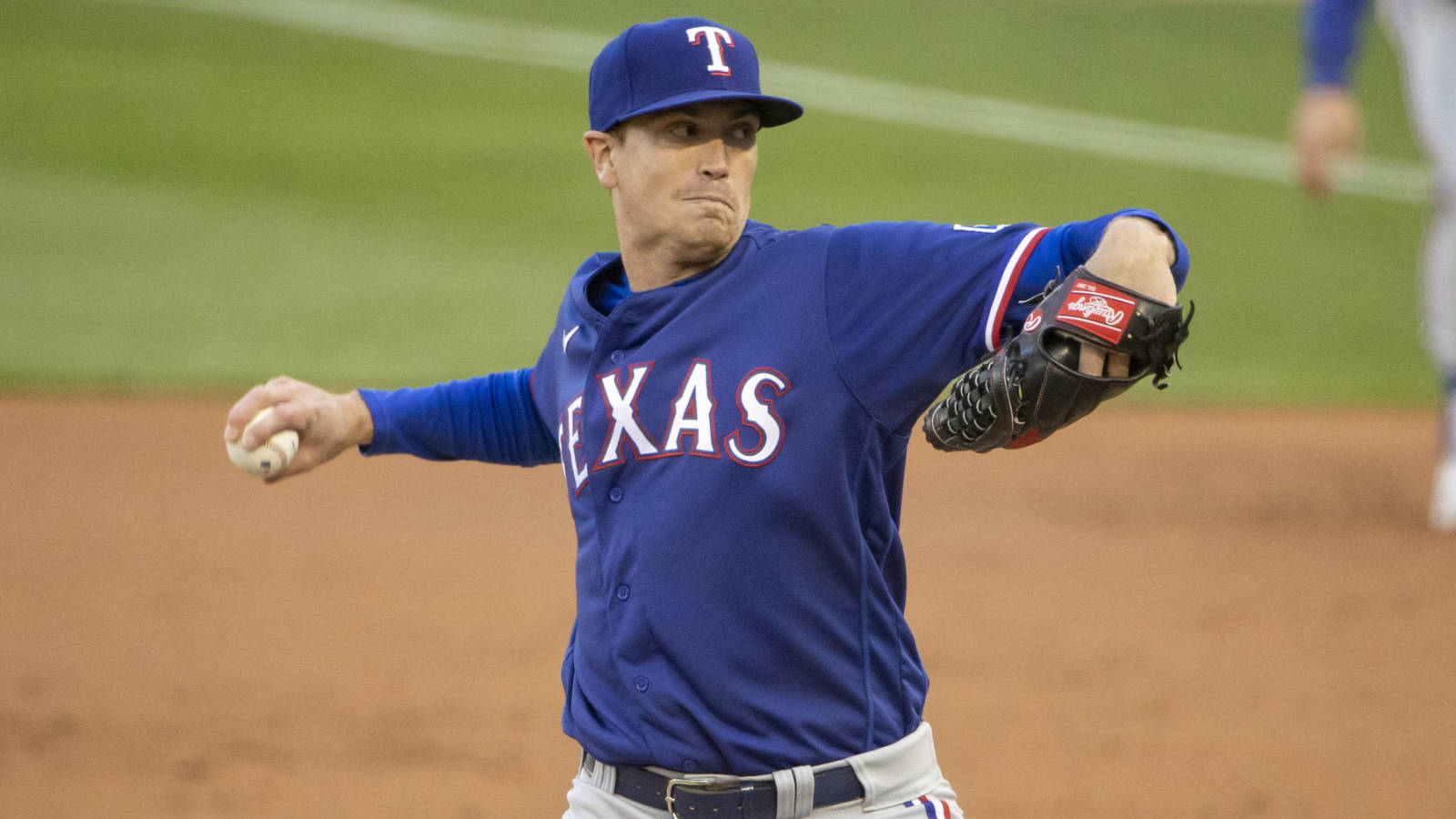 Rangers place RHP Kyle Gibson on IL with groin strain | Yardbarker