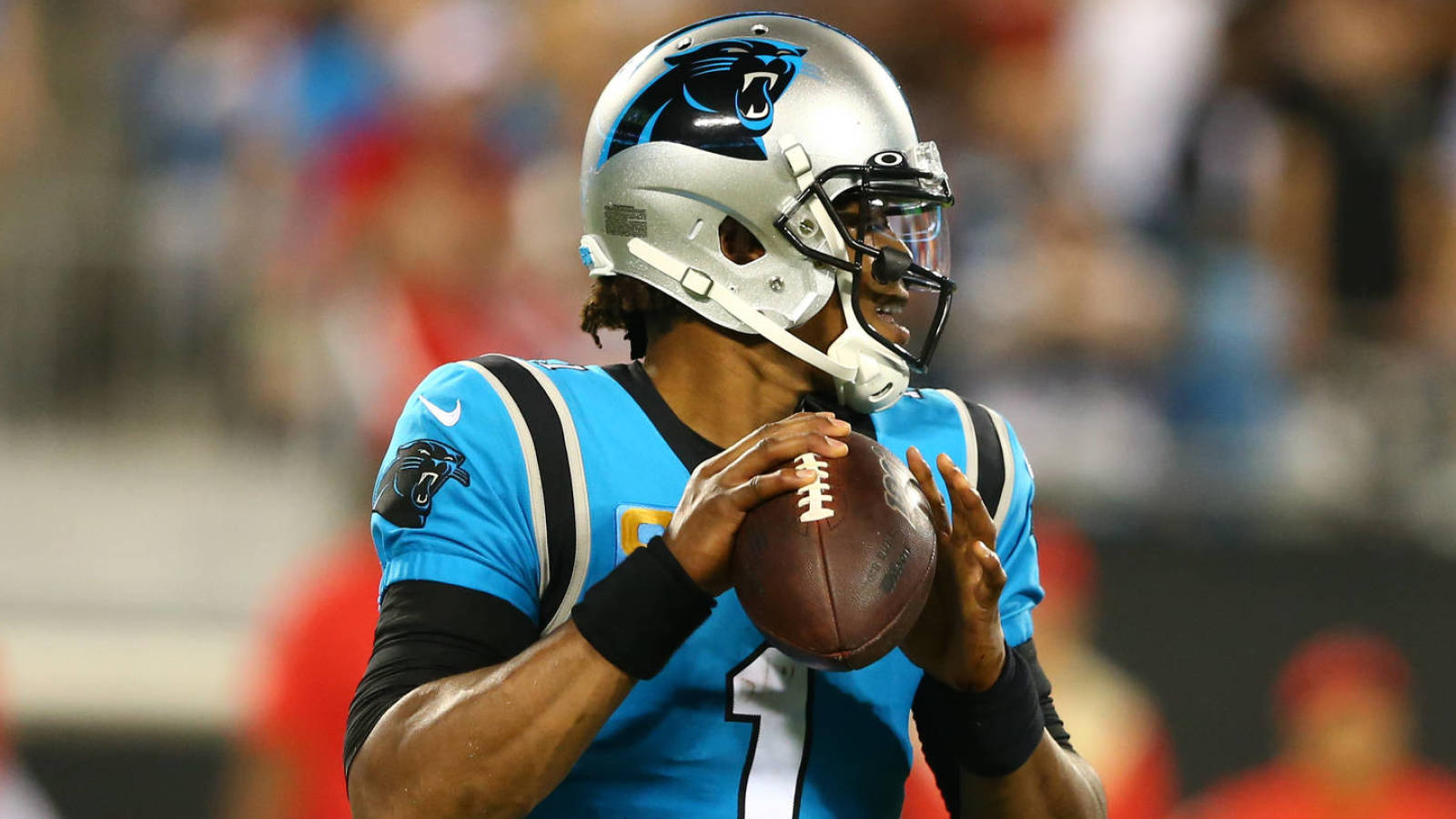 Photo of Report: Cam Newton agrees to one-year contract with Patriots