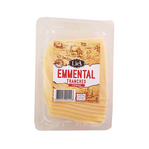 emmental tranches