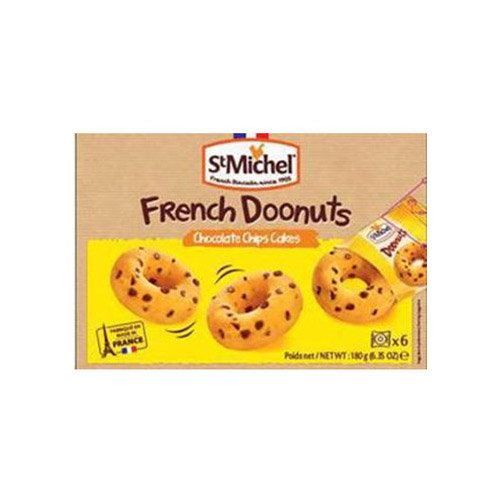 DOONUTS SAINT MICHEL PEPITES CHOCOLAT