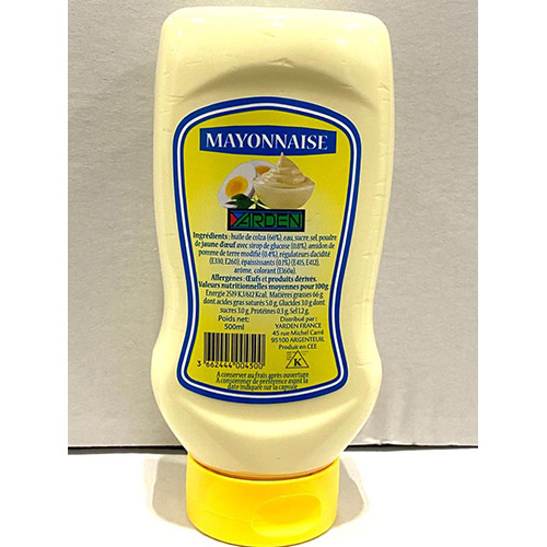 Mayonnaise squeez Yarden