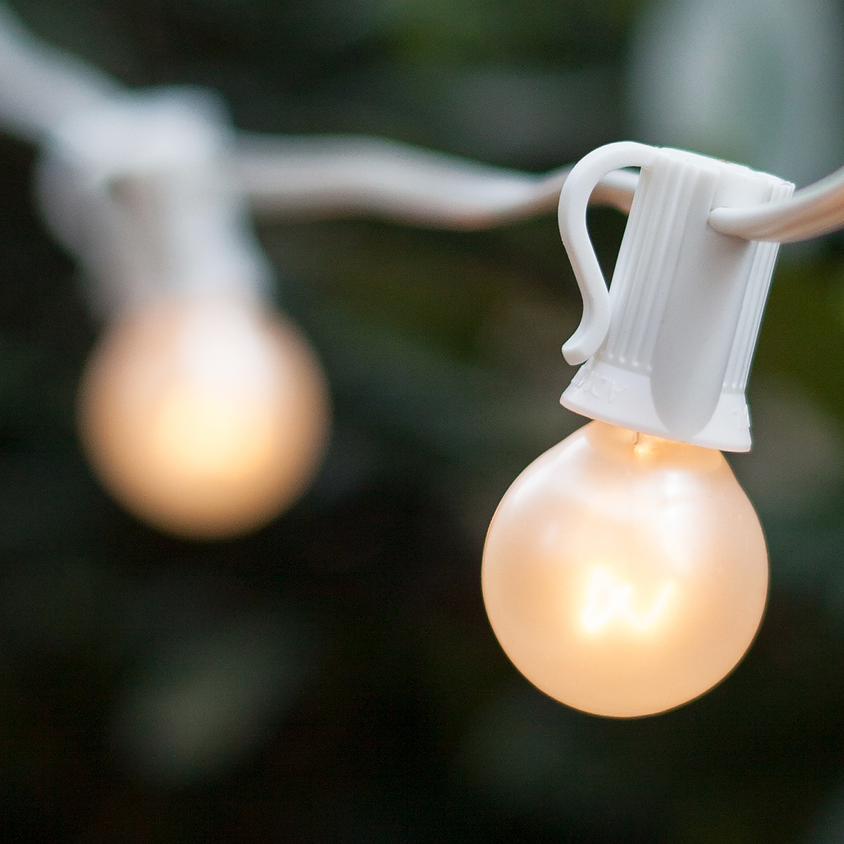 Operated Bulbs Battery Light String