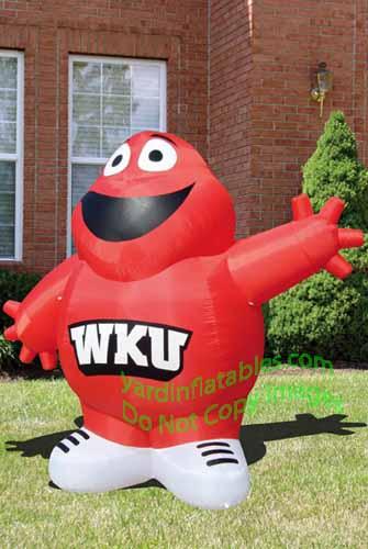 Air Blown Inflatable University Of Western Kentucky