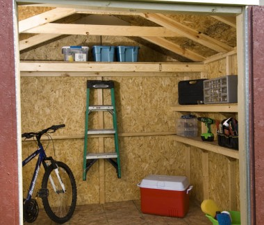 8 215 8 Shed With Plenty Of Style Amp Functionality Yardline Sheds At Costco