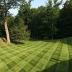mowing patterns New Milford CT