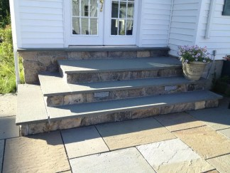 stone steps New Milford CT