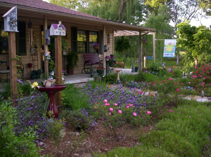 Landscaping Ideas For Front Yard In Zone 6 PDF on Cottage Yard Ideas id=67958