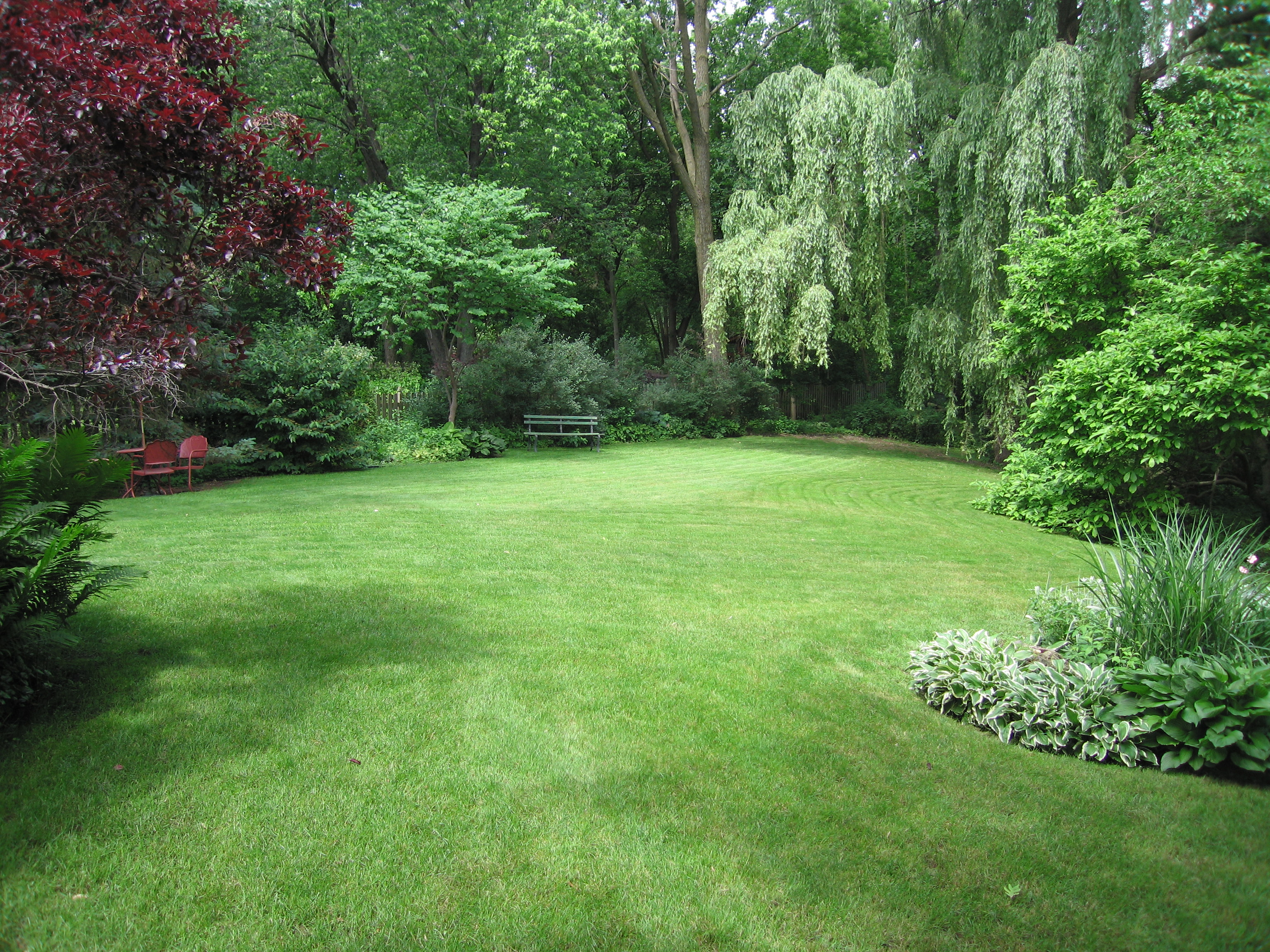 Guide Landscape ideas for small sloped front yard ~ Benny sam on Large Backyard Design id=45524