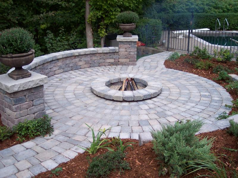 Fire Pit Design Tips From The Masters | Yard Ideas Blog ... on Fire Pit Design  id=24078