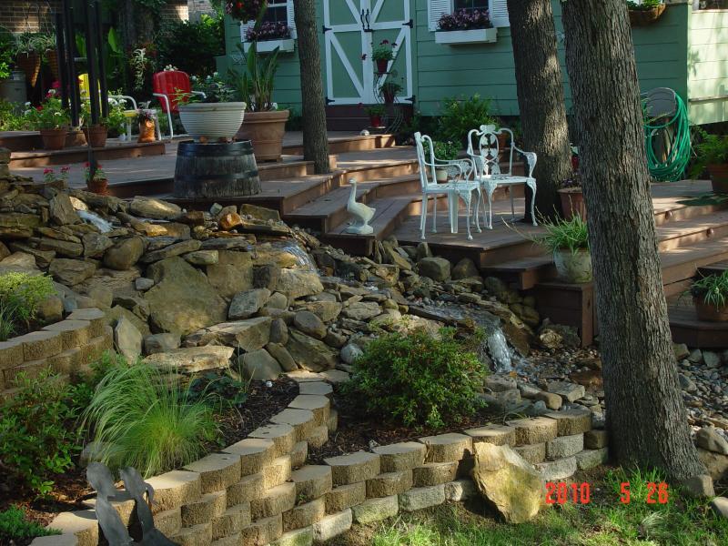 Landscaping Ideas Terraced Backyard PDF on Terraced Yard Landscape Ideas id=75534