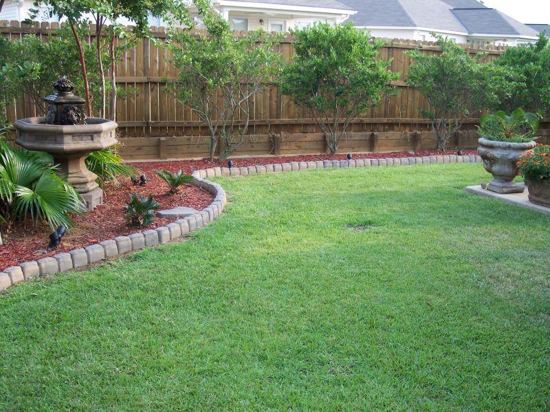 Landscaping Ideas For Square Backyard PDF on Square Backyard Design Ideas id=26128