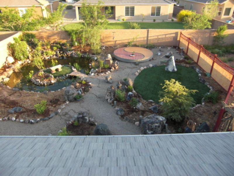 Zen Landscaping Tips from the Eye of the Storm | Yard ... on Zen Backyard Ideas id=35323