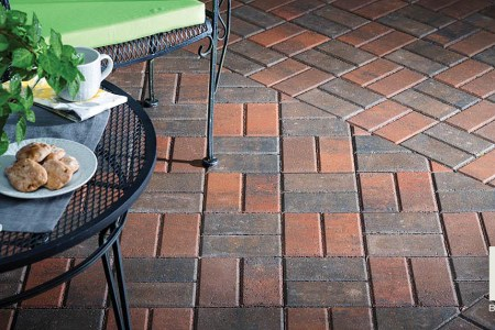How to Choose a Color for Your Backyard Pavers   Yardville Supply How to Choose a Color for Your Backyard Pavers