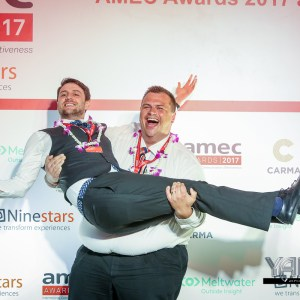 AMEC 2017 Award Presentation Winners