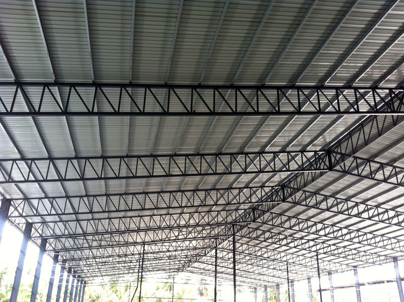Home Galvanized Ceiling