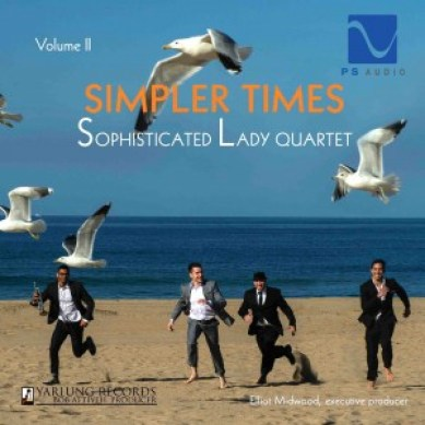 Sophisticated Lady Quartet - Simpler Times