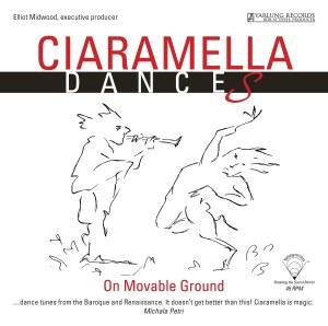 Ciaramella Dances cover vinyl LR