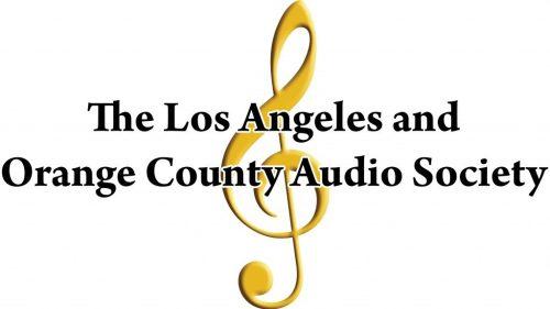 Los Angeles Orange County Audio Society Logo