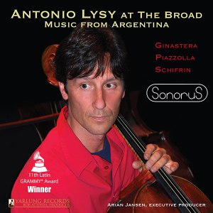 Antonio Lysy | At the Broad | Latin Grammy