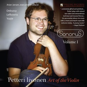 Petterri Iivonen | Art of the Violin | SonoruS