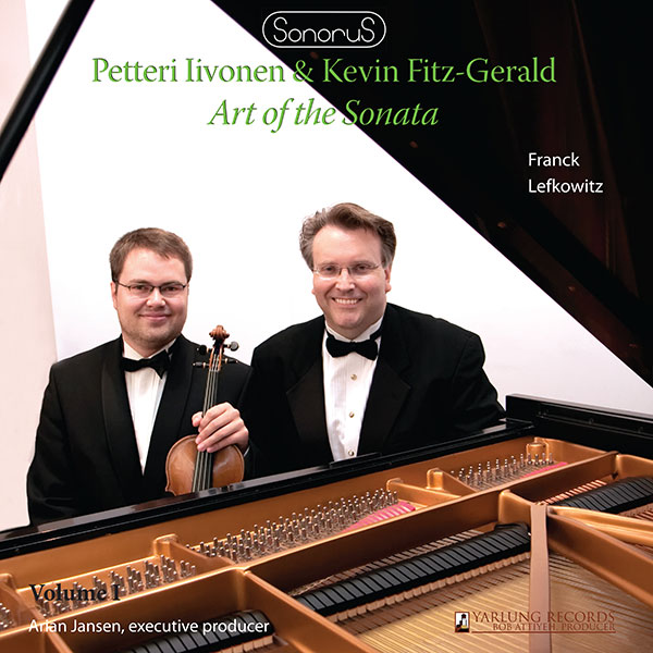 Petteri Iivonen Art of the Sonata (Tape)