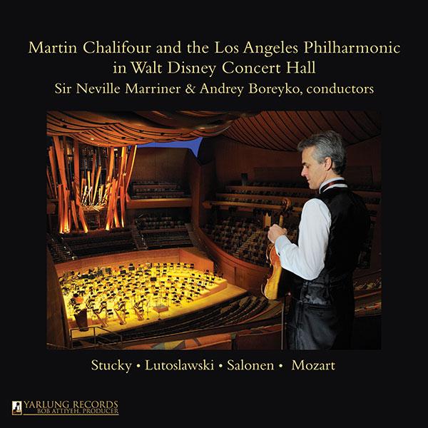 Martin Chalifour Walt Disney Concert Hall