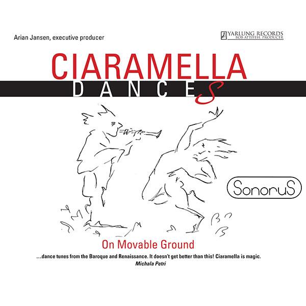 Ciaramella Dances | On Movable Ground | Sonorus