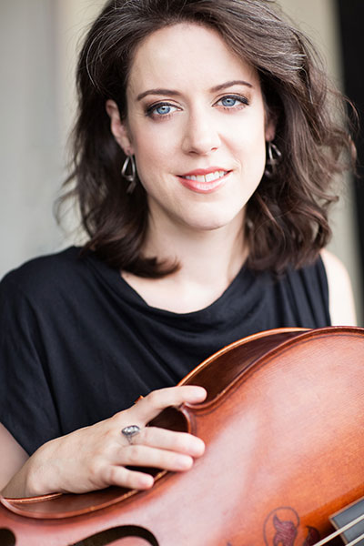 Elinor Frey, cellist