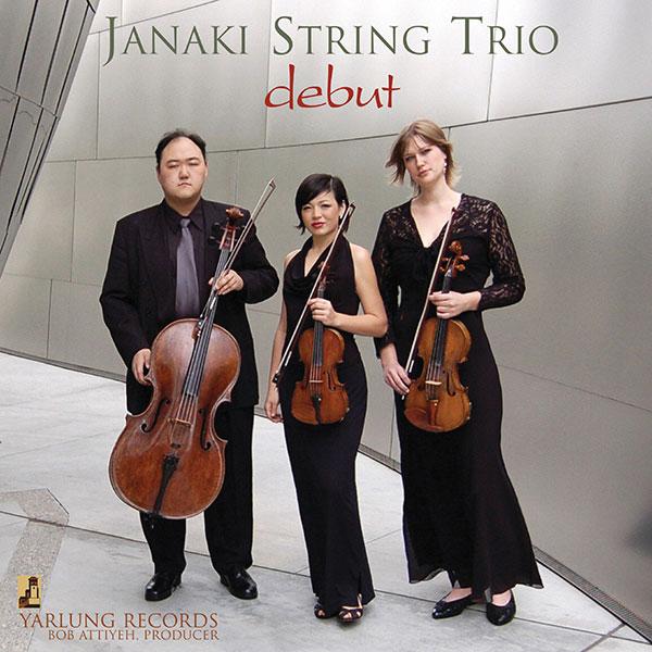 Janaki String Trio Debut