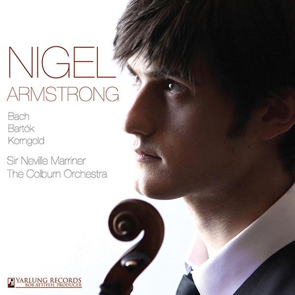 Nigel Armstrong | Violin