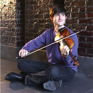 Nigel Armstrong   Violin   Yarlung