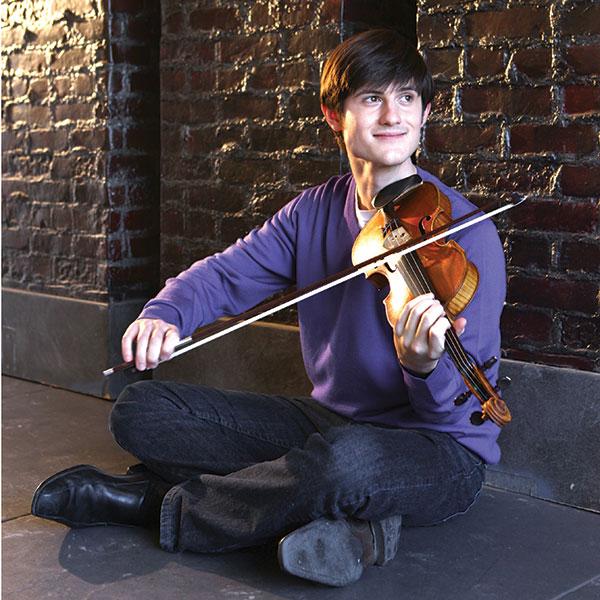 Nigel Armstrong | Violin | Yarlung