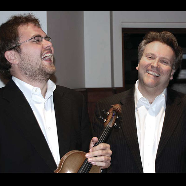 Petteri Iivonen | Violin, Kevin Fitz-Gerald, piano