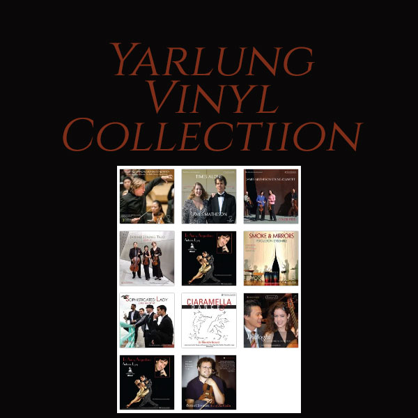 Yarlung Records Vinyl Catalog