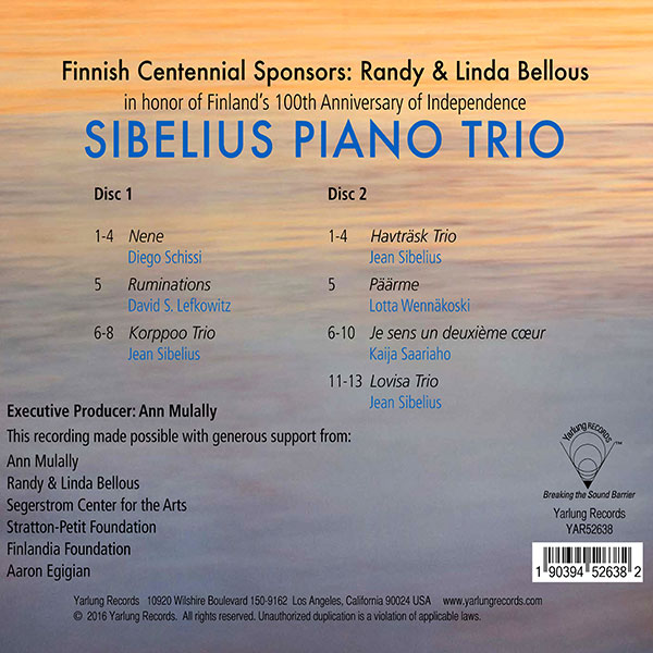 Sibleius Piano Trio