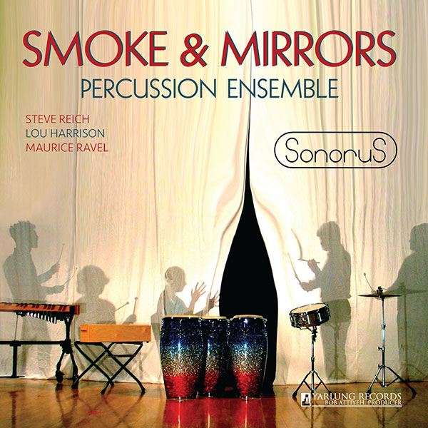 Smoke & Mirrors Percussion Ensemble SonoruS