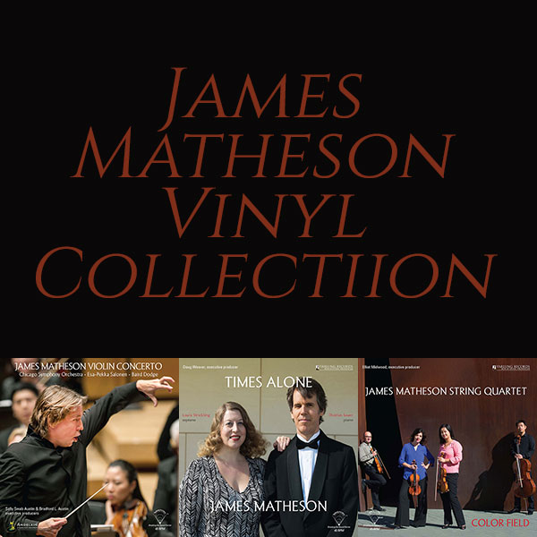 James Matheson Vinyl Collection