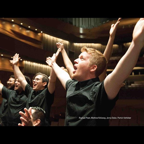 CSU Fullerton Singers | Nostos