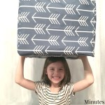 Make a Large Square Floor Ottoman!