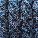 The Triple 'T' Knit Stitch – The Twisted Trill with FREE Pattern Link