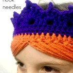 Frozen Anna Crown with Hair – FREE Pattern – Yarn|Hook|Needles