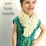 Faux Fur Crochet Keyhole Scarf with FREE Pattern! – YHN