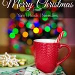 Merry Christmas from YHN! – Yarn Hook Needles