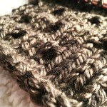 Small Dot Knit Stitch with FREE Pattern! – Yarn|Hook|Needles