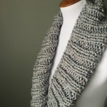 Knitted Rib Cowl with FREE Pattern! – YHN