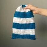 Knitted Rugby Beanie with FREE Pattern! – YHN
