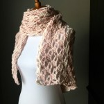 The Perfect Lacy Crochet Shawl with FREE Pattern! – YarnHookNeedles